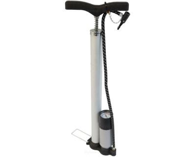 Luftpumpe, Fußstandpumpe, Manometer Fahrrad/Roller