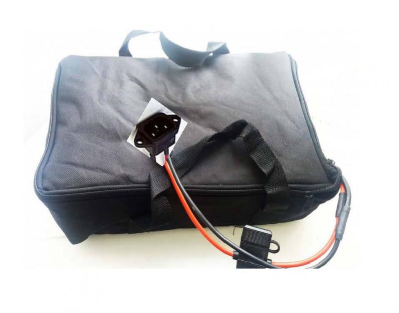 Lithium Akku, Ersatz Batterie 60V 20Ah-30Ah Fußraum
