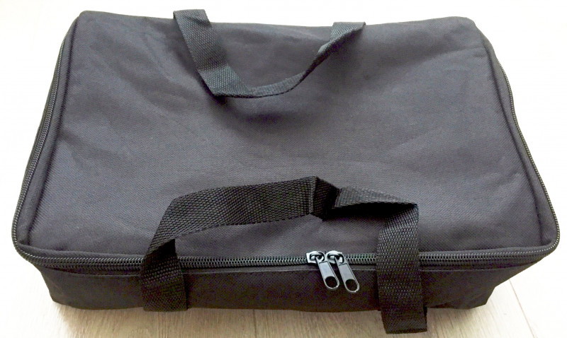Akku Tasche für eFlux 60 Volt Zellen