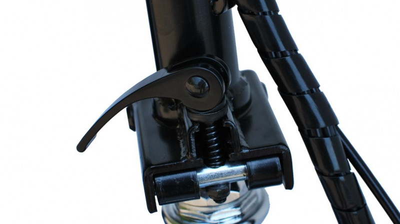 Lenker 52cm / Elektroroller inkl. Schnellverschluss inkl. Gelenk * schwarz