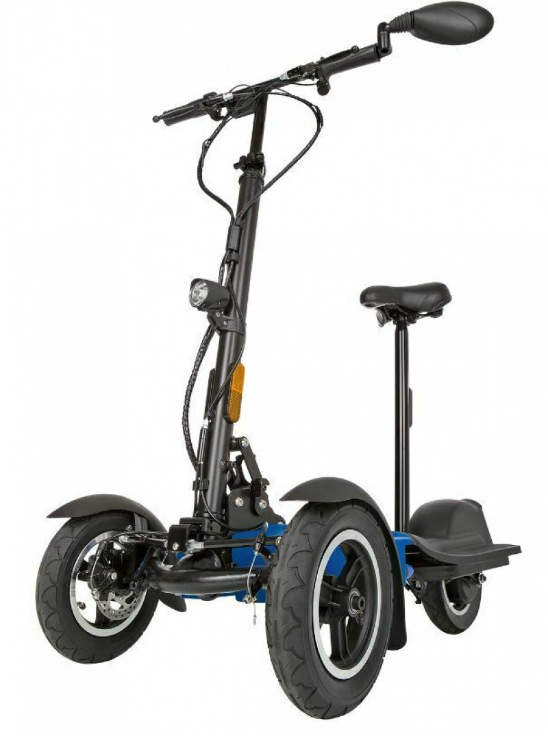 Scuddy Dreirad Scooter
