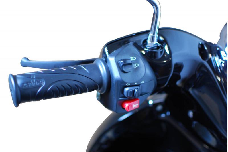Elektroroller / Mofa - Speed E, 1500W, 60V, 45km/h, Li-Io Akku