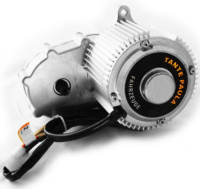 Motor 36V, 1000W, Maximilian 2 ohne Freilauf, Maximilian 2