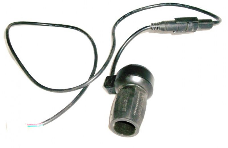Gasgriff mit kurzem Kabel